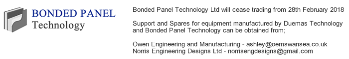 Bonded Panel Technology LTD